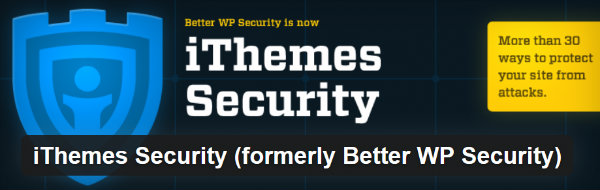 iThemes Security Lite